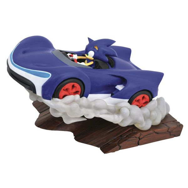 Sonic Car Figure Sonic Racers Gallery