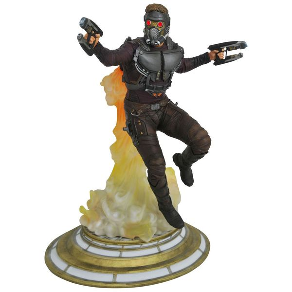 Figura Star Lord Guardianes de la Galaxia 2 Marvel Gallery