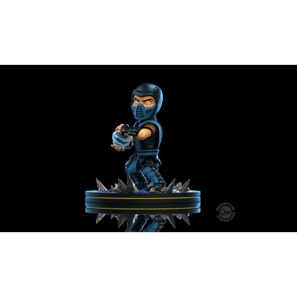 Sub Zero Figure Mortal Kombat Q-Fig