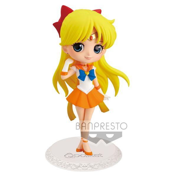 Figura Super Sailor Venus Sailor Moon Eternal The Movie Q Posket