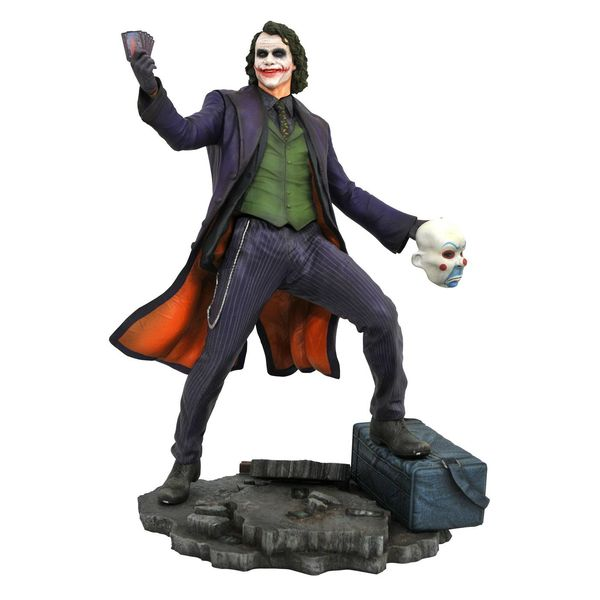 Figura The Joker The Dark Knight DC Comics Gallery