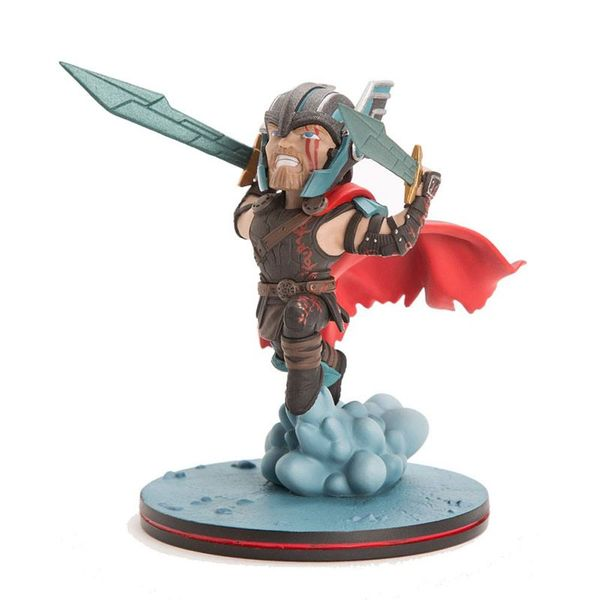 Figura Thor Ragnarok Marvel Comics Q-Fig