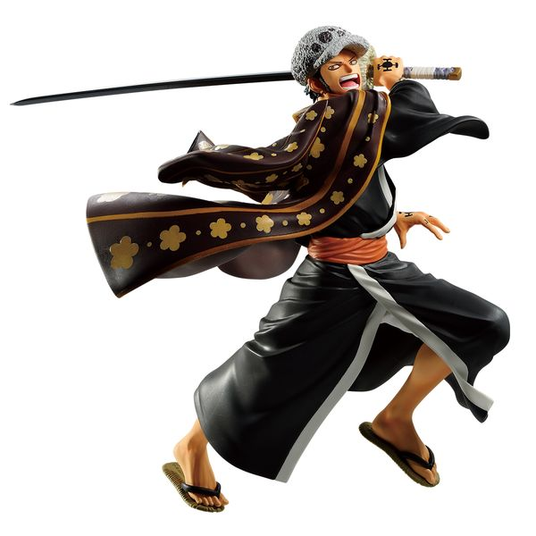 Trafalgar Law Figure One Piece Ichibansho Full Force