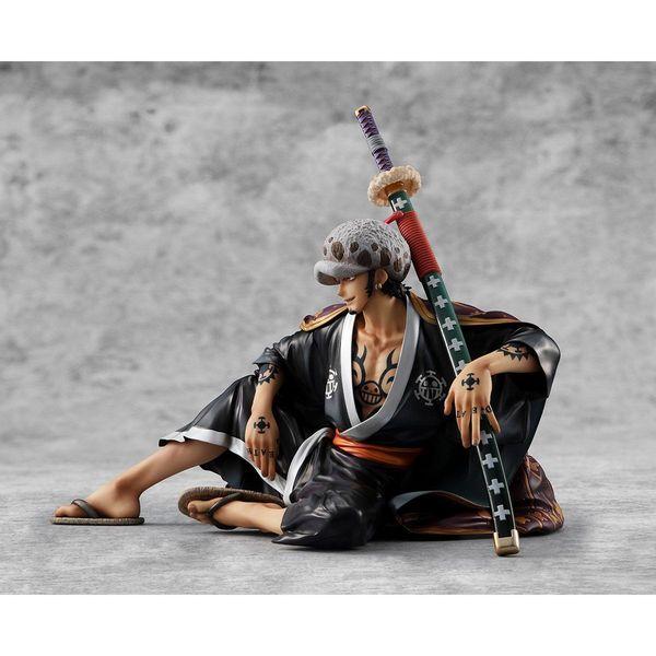 Trafalgar Law Figure One Piece P.O.P. Warriors Alliance