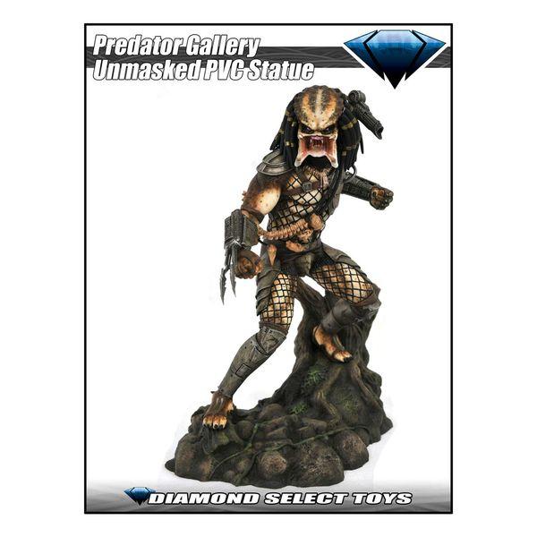 Figura Unmasked Predator Predator Movie Gallery