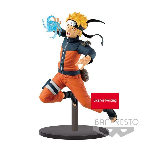 Figura Uzumaki Naruto Sage Mode Vibration Stars Naruto Shippuden