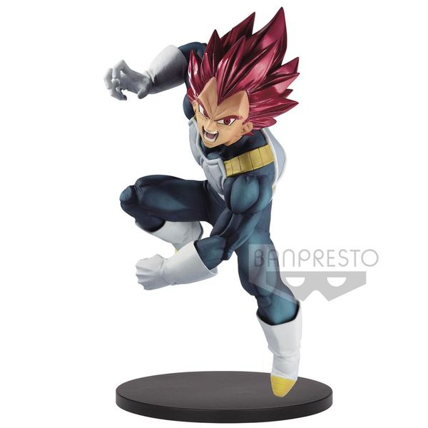 Vegeta SSG Figure Dragon Ball Super Broly Blood of Saiyans Special VII