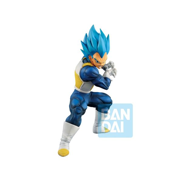 Figura Vegeta SSGSS Ultimate Variation Dragon Ball Super Ichibansho