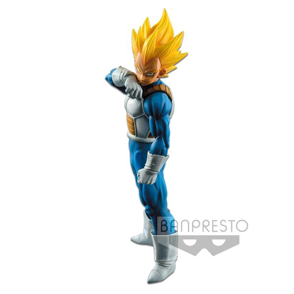 Figura Vegeta SSJ Dragon Ball Z Resolution of Soldiers Vol 2