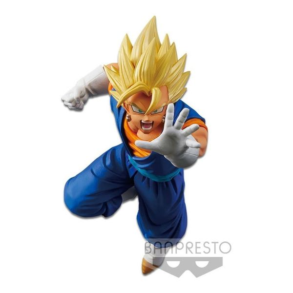 Vegetto SSJ Figure Dragon Ball Super Chosenshiretsuden