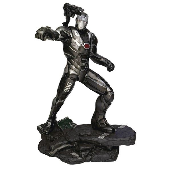 Figura War Machine Vengadores Endgame Marvel Gallery