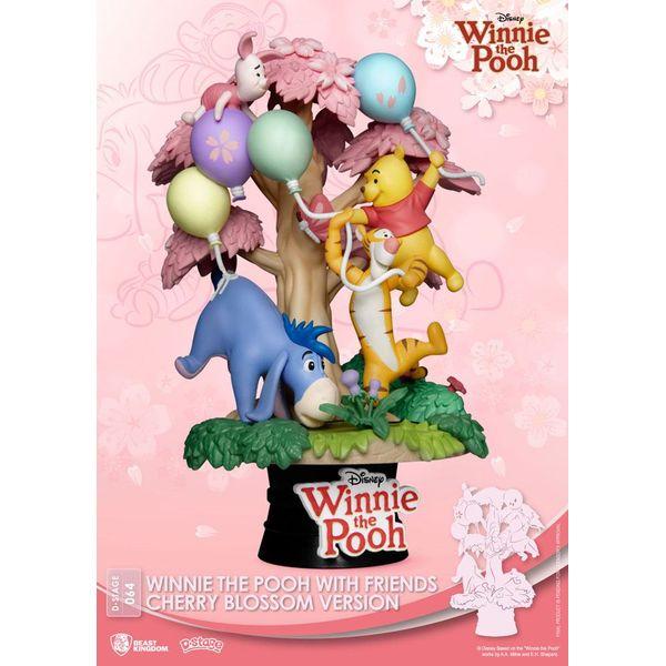 Figura Winnie the Pooh Cherry Blossom Disney D-Stage