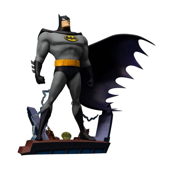 Batman Opening Sequence Figure Batman The Animated Series ARTFX+