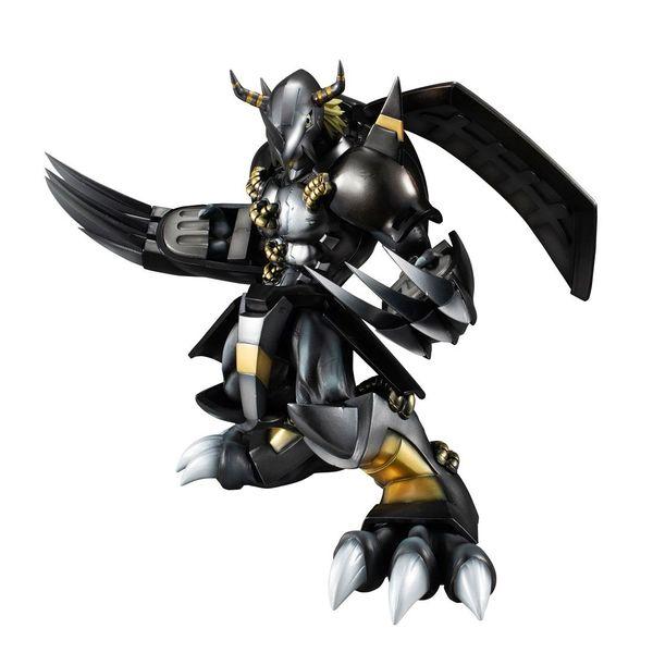 Figura Black Wargreymon Digimon Adventure G.E.M.