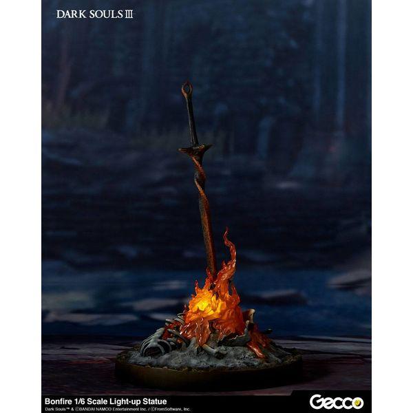 Figura Bonfire Dark Souls III