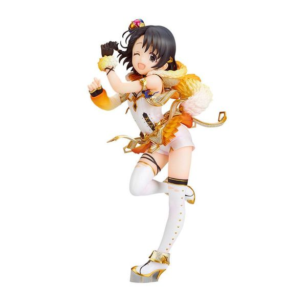 Figura Chie Saski Party Time Gold The Idolmaster Cinderella Girls