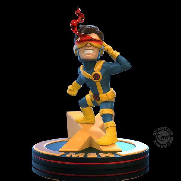 Figura Ciclope X Men Marvel Comics Q Fig