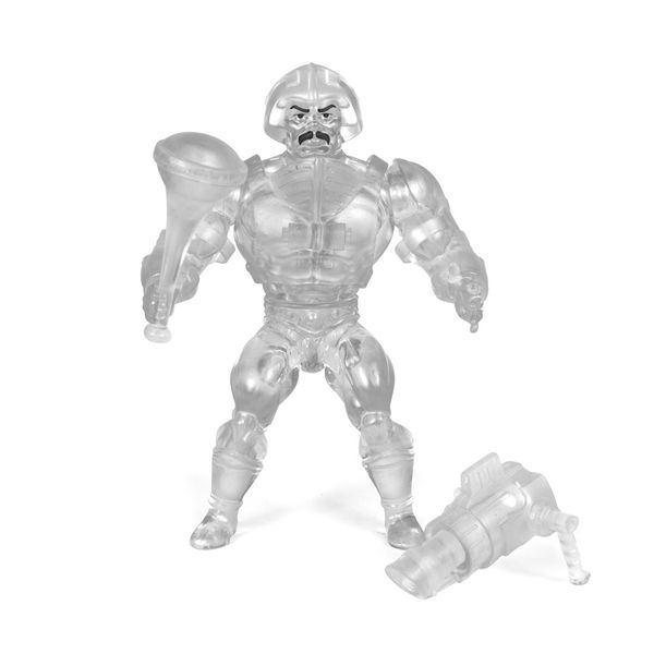 Figura Crystal Man-At-Arms Masters of the Universe Vintage Collection