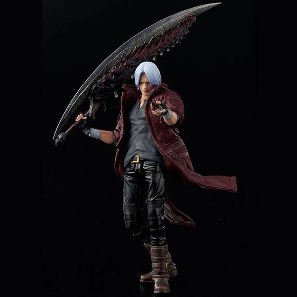 Figura Dante Deluxe Version Devil May Cry 5 Sentinel