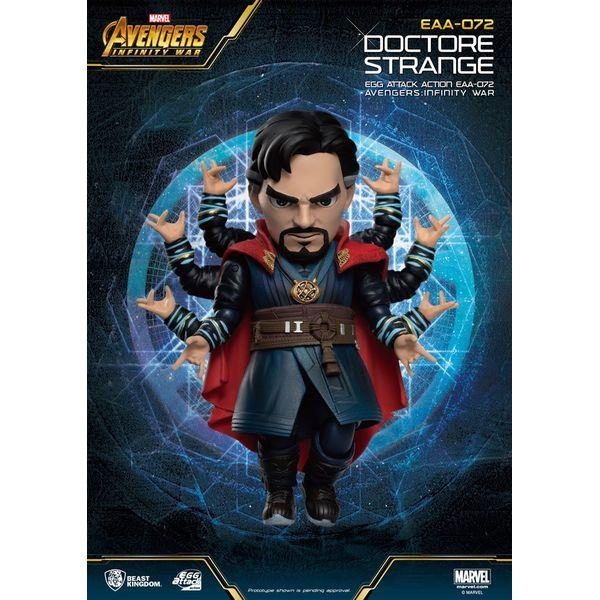 Doctor Strange Figure Avengers Infinity War Egg Attack