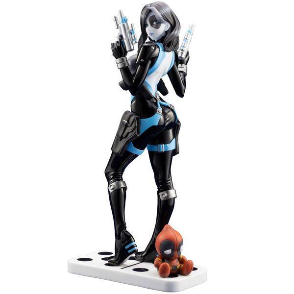 Figura Domino Marvel Comics Bishoujo