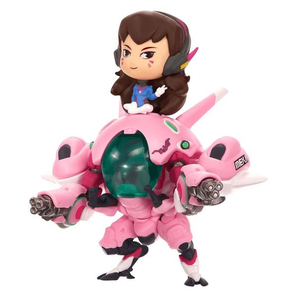 Figura D.Va & Meka Cute but Deadly Medium Overwatch