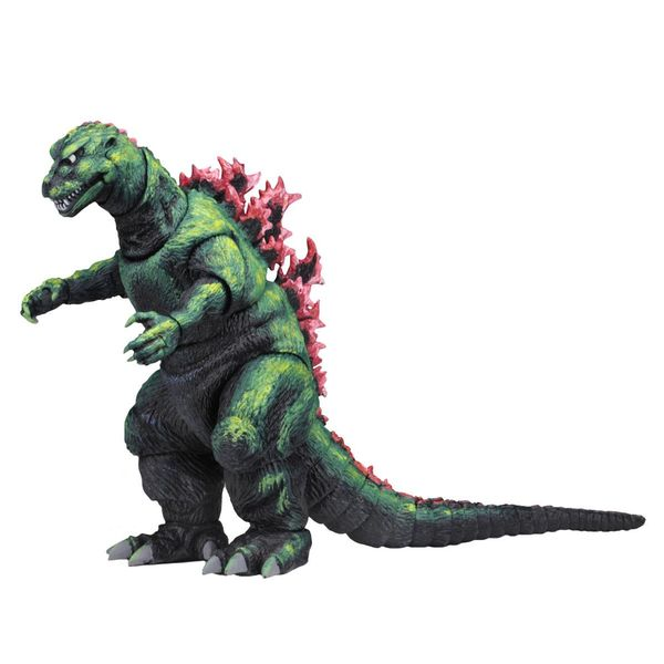 Figura Godzilla 1956 US Movie Poster Version Godzilla Head to Tail