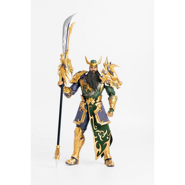 Figura Guan Yu Honor of Kings