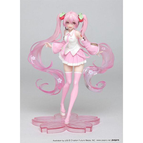 Figura Hatsune Miku Sakura Miku Vocaloid