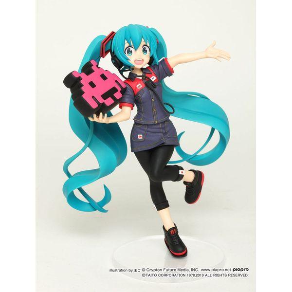 Figura Hatsune Miku Taito Uniform Version 2 Vocaloid