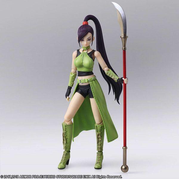 Figura Jade Dragon Quest XI Echoes of an Elusive Age Bring Arts