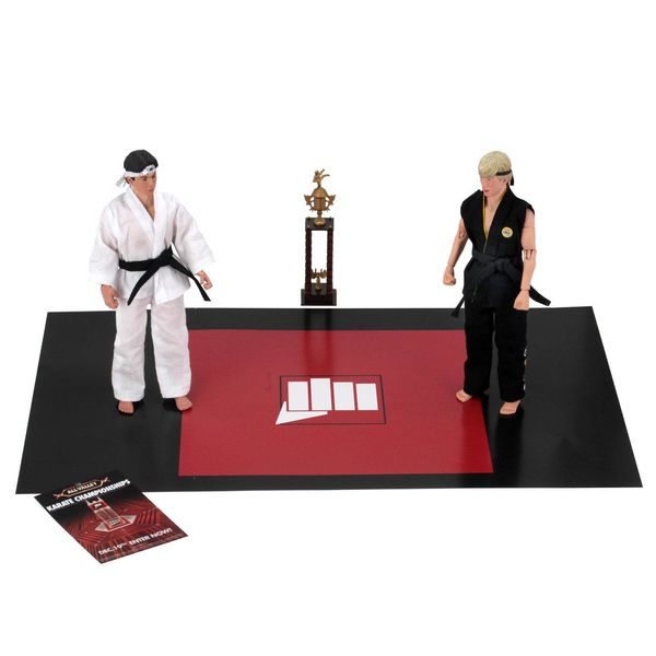 Figura Karate Kid Retro Tournament
