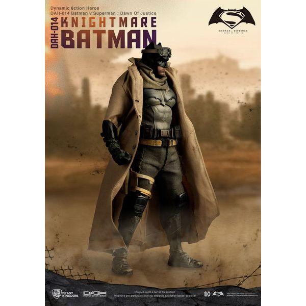 Figura Knightmare Batman Batman v Superman Dawn of Justice Dynamic 8ction Heroes