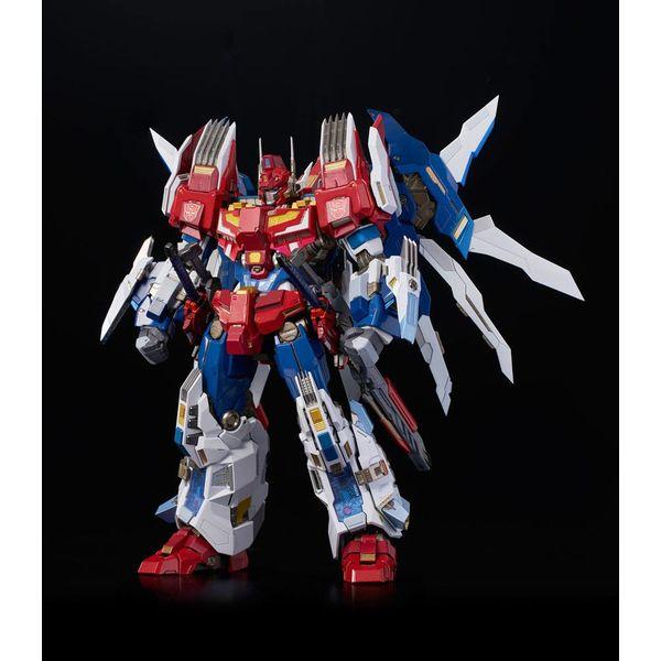 Figura Kuro Kara Kuri Star Saber Transformers