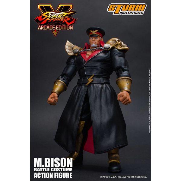Figura M Bison Battle Costume Street Fighter V Arcade Edition