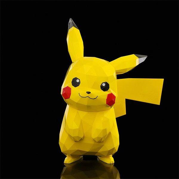 Figura Polygo Pikachu Pokemon