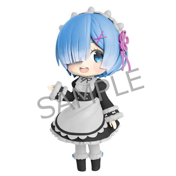 Figura Rem Doll Crystal Version Re:Zero