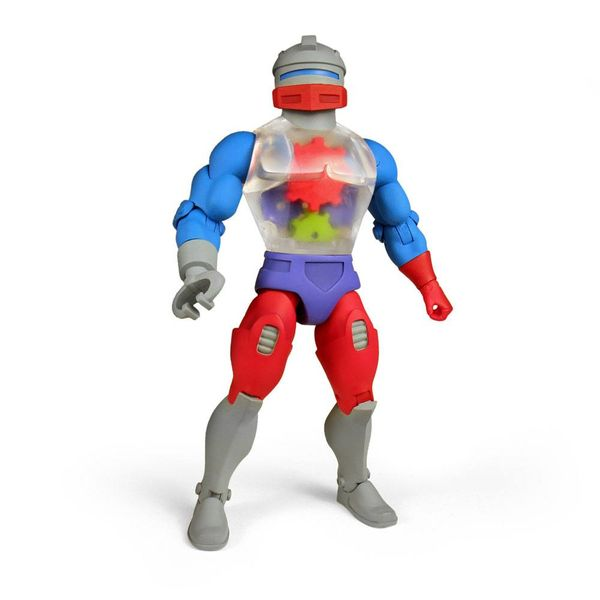 Figura Roboto Masters of the Universe Classics Club Grayskull Wave 4