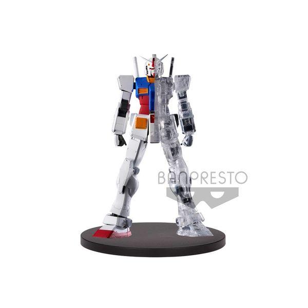 RX-78-2 Gundam version A Figure Mobile Suit Gundam Internal Structure