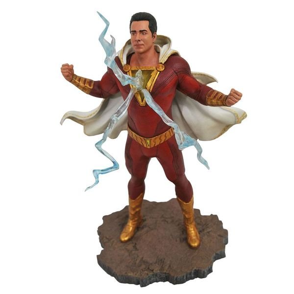 Figura Shazam DC Movie Gallery