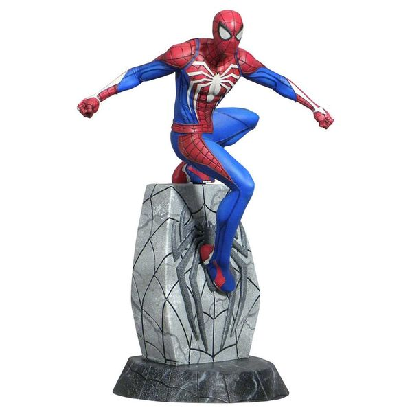 Spider-Man 2018 Figure Marvel Videogame Gallery