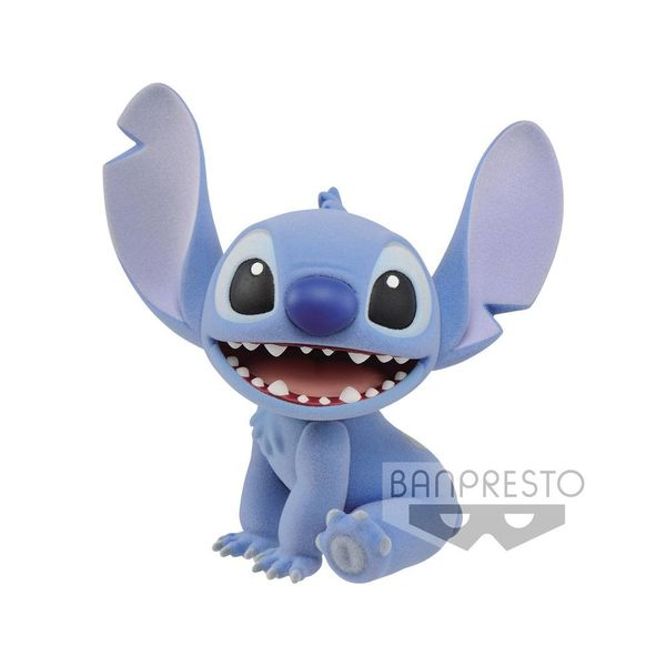 Figura Stitch Disney Fluffy Puffy Stitch