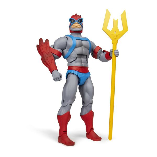 Figura Stratos Masters of the Universe Classics Club Grayskull Wave 4