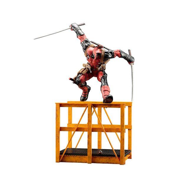 Super Deadpool Figure Marvel Now ARTFX