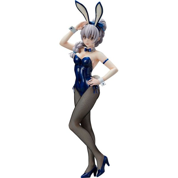 Teletha Testarossa Bunny Figure Full Metal Panic Invisible Victory