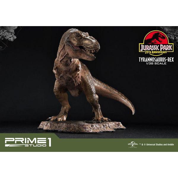 Figura Tyrannosaurus Rex Jurassic Park Prime Collectibles
