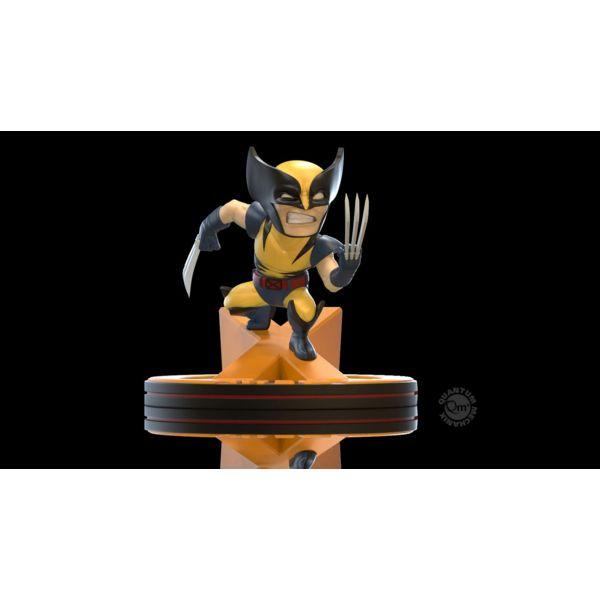 Wolverine X Men Figure Marvel Comics 80th Q-Fig