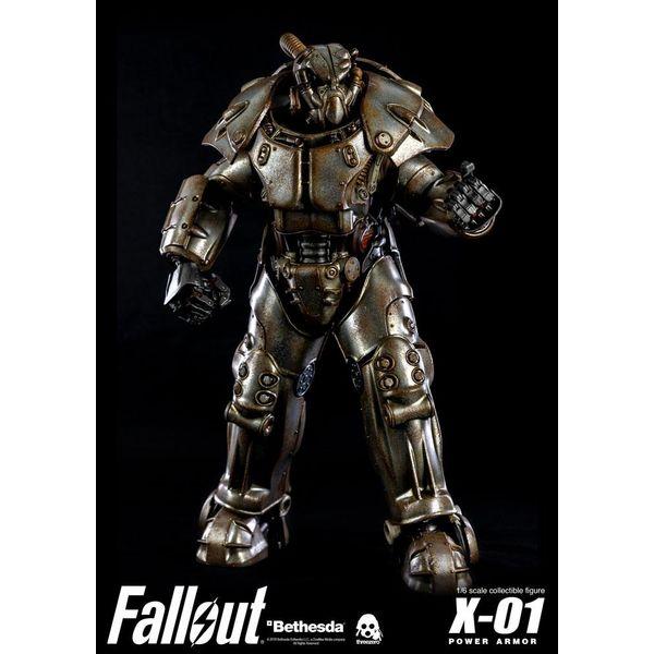 Figura X-01 Power Armor Fallout