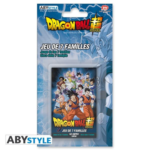 7 Families Dragon Ball Super Card Game
