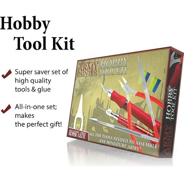 Kit de Herramientas para modelismo Army Painter